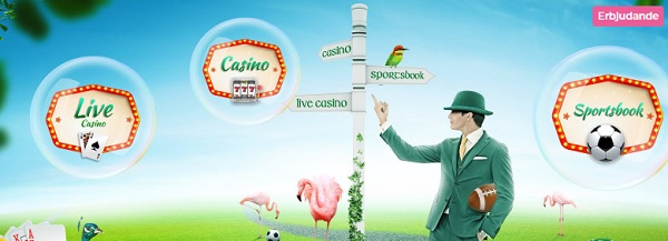 Online casino bonus hos Mr Green