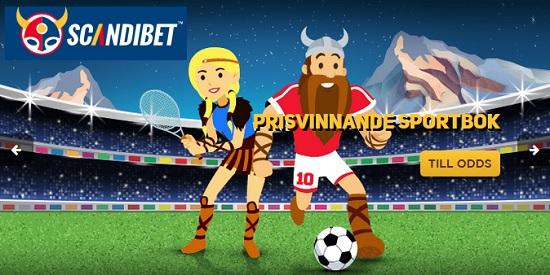 ScandiBet – Ett spelbolag med bra oddsbonus