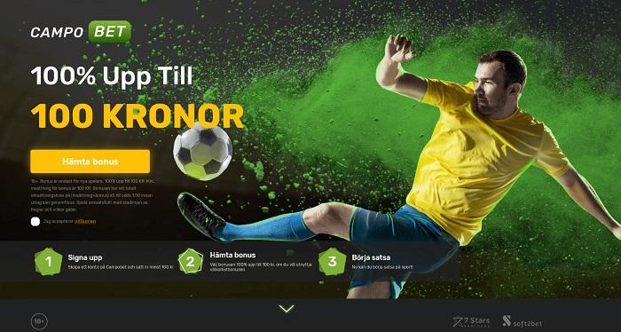 Nya svenska spelbolag hösten 2020